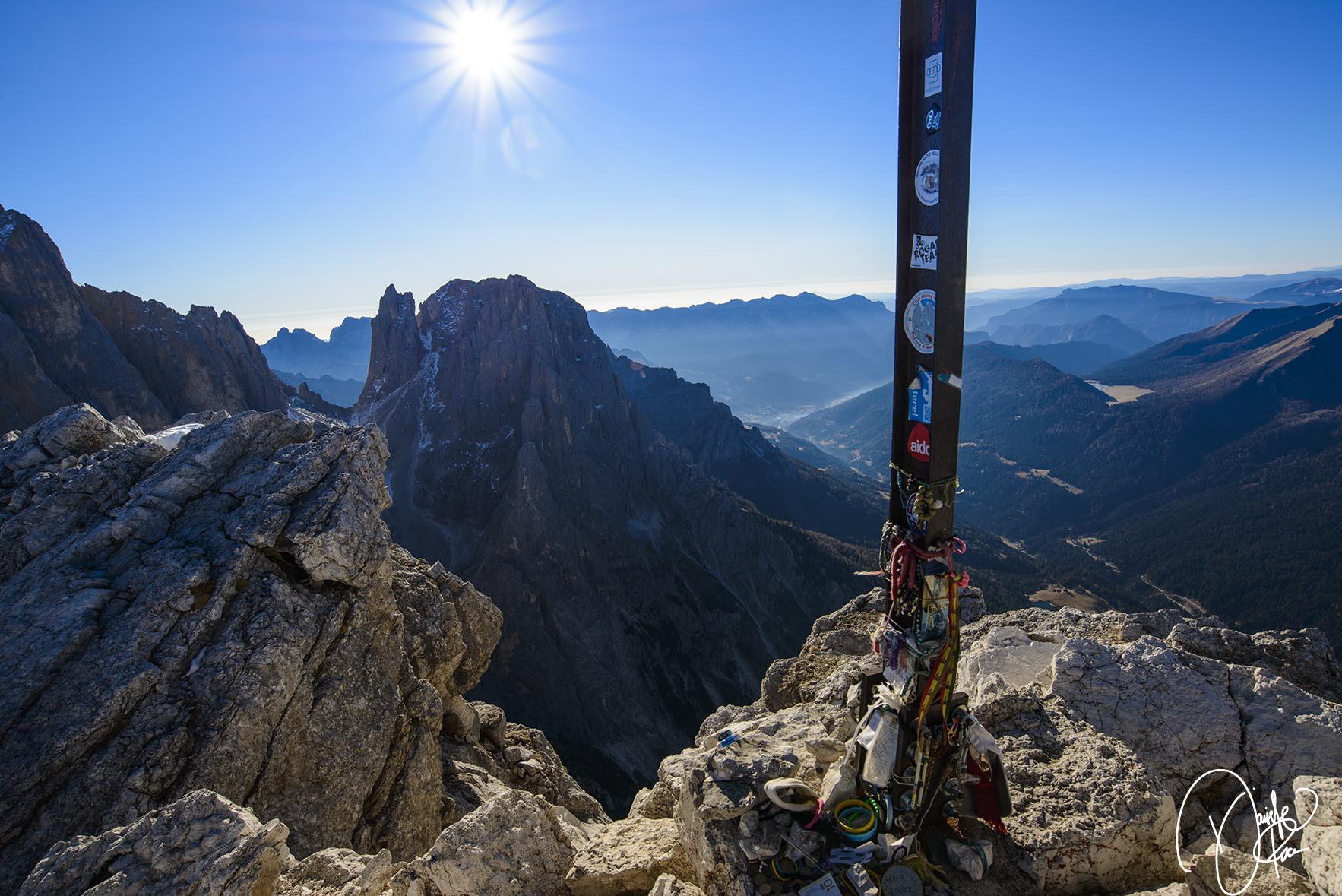 Daniele Pace fotografare in viaggio montagna