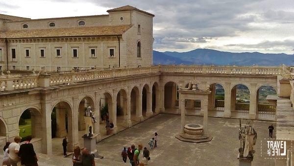 abbazia montecassino mytravelife 2
