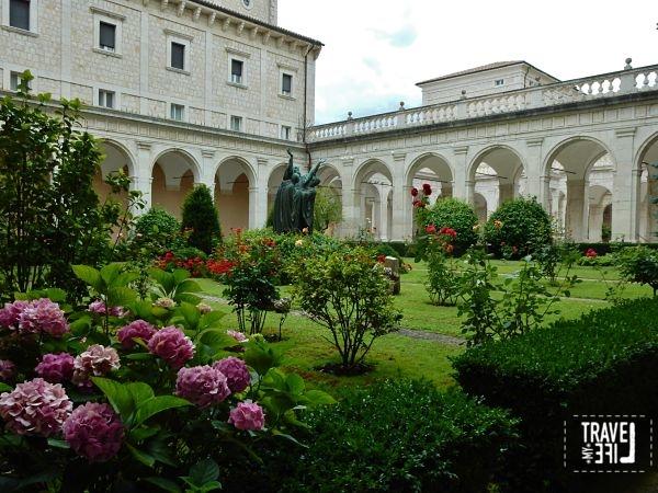 abbazia montecassino mytravelife 8