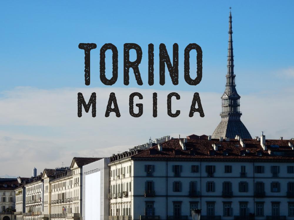 Torino la citt della magia 5 luoghi della magia bianca e nera - La casa della lampadina torino ...