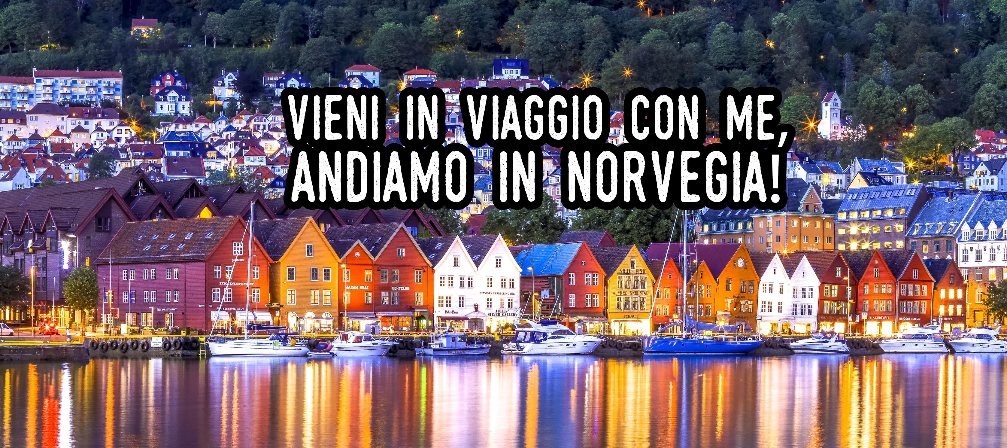 cover viaggio norge
