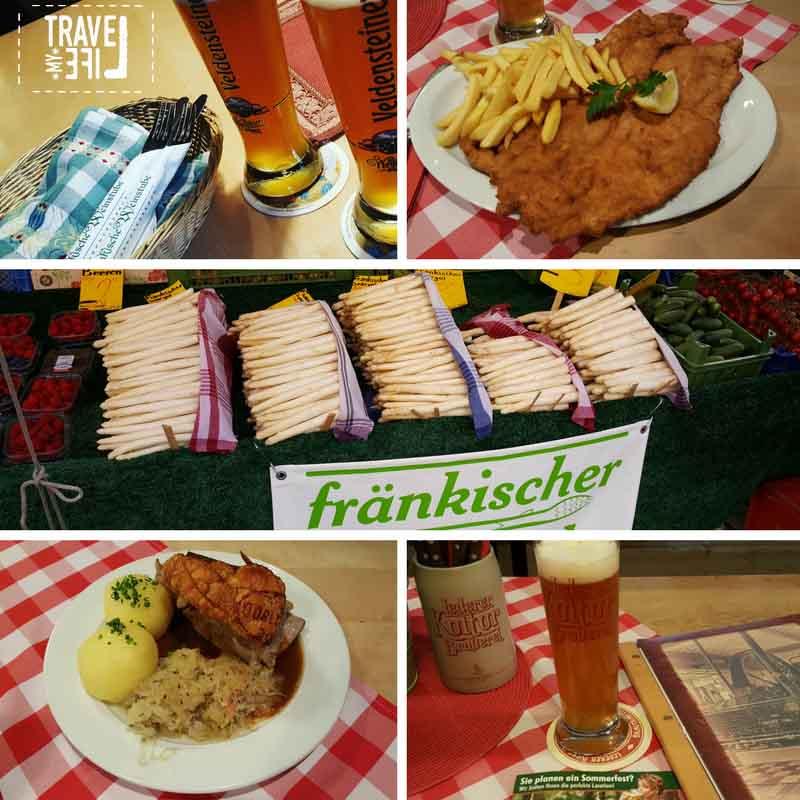 cibo norimberga - mytravelife